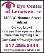 Eye center of lenawee2